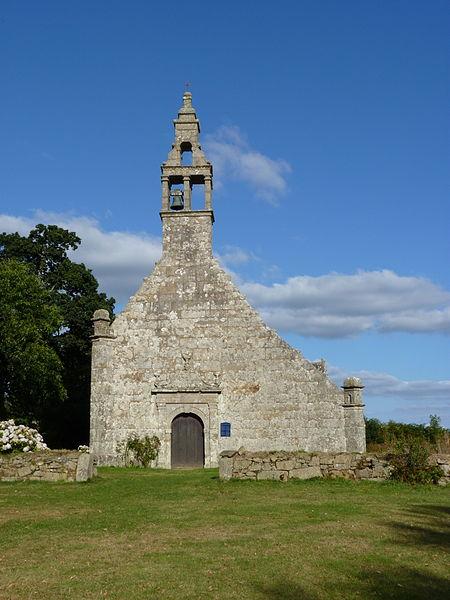 Photo du Monument Historique Chapelle Sainte-Jeune situé à Plounévez-Moëdec