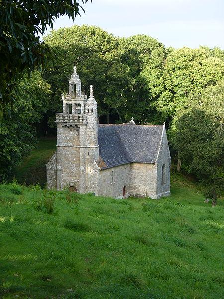 Photo du Monument Historique Chapelle Saint-Luvan, ou Saint-Lavant situé à Plounévez-Moëdec