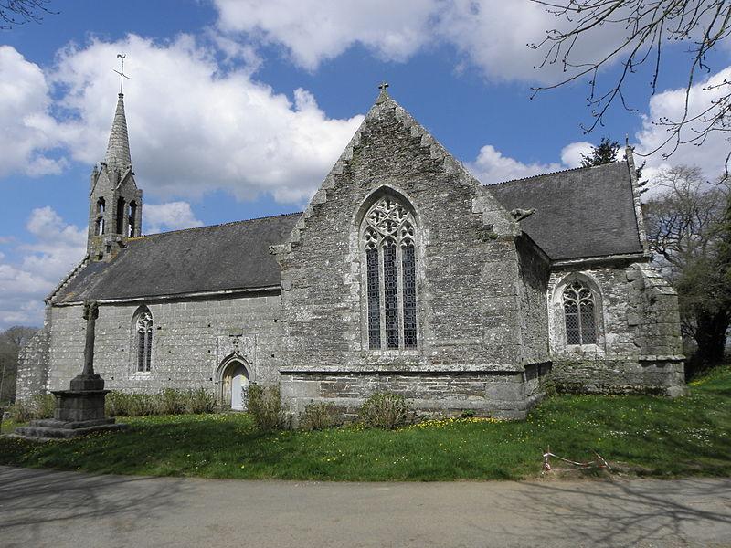 Photo du Monument Historique Chapelle Notre-Dame de Séléden situé à Plussulien