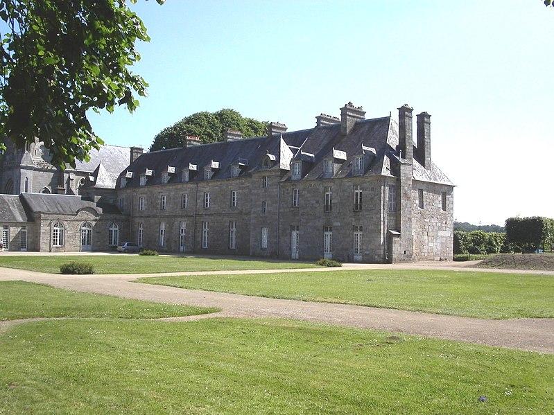 Photo du Monument Historique Château situé à Quintin