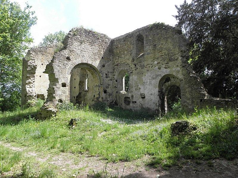 Ancienne église Saint-André