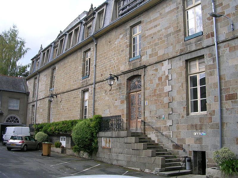 Photo du Monument Historique Ancien manoir de Qui-Qu'en-Grogne situé à Saint-Brieuc