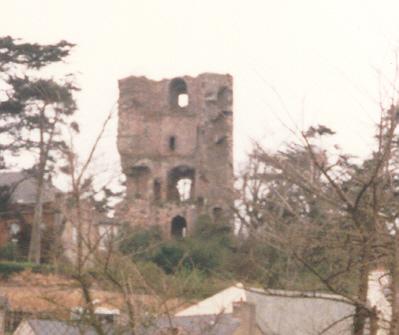 Photo du Monument Historique Tour de Cesson situé à Saint-Brieuc