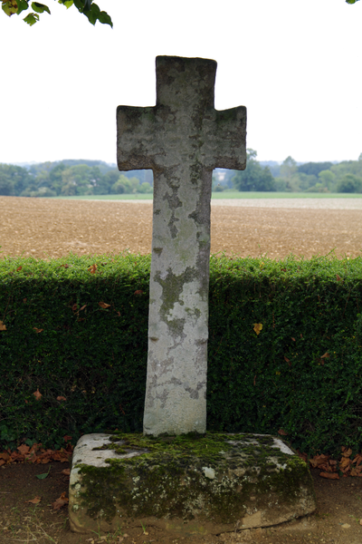 Photo du Monument Historique Croix de la Mettrie situé à Saint-Juvat