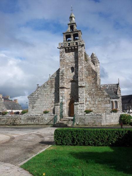 Photo du Monument Historique Eglise Saint-Laurent situé à Saint-Laurent