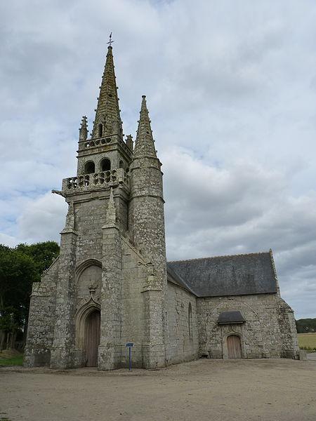 Photo du Monument Historique Chapelle Saint-Eloi situé à Saint-Nicolas-du-Pélem