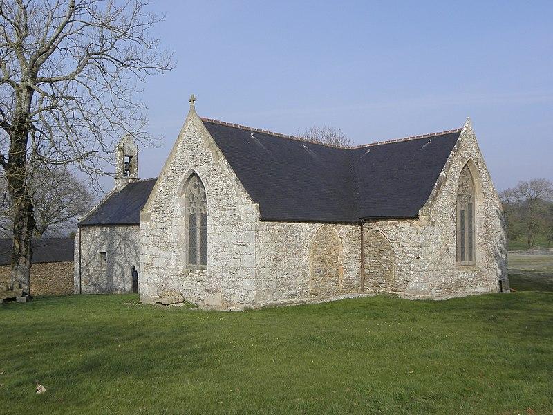Photo du Monument Historique Chapelle Notre-Dame de Restudo situé à Saint-Péver