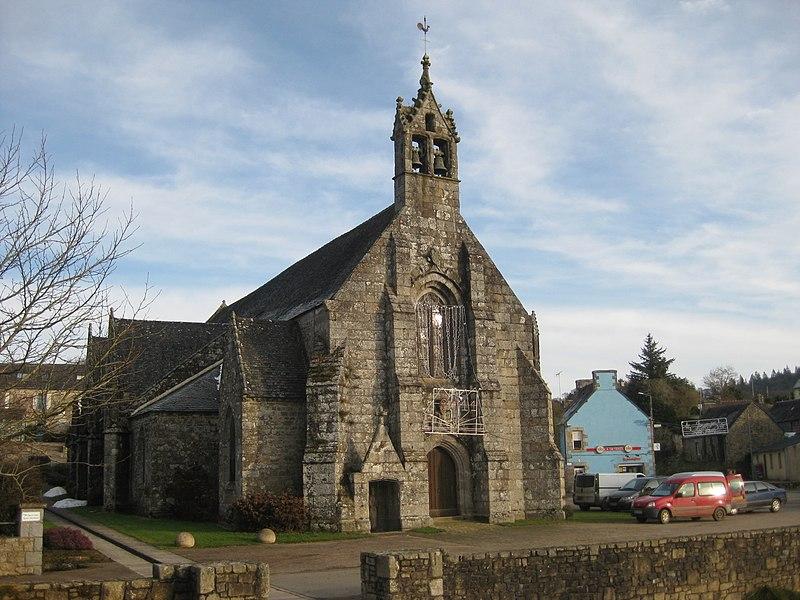 Photo du Monument Historique Eglise Saint-Servais situé à Saint-Servais