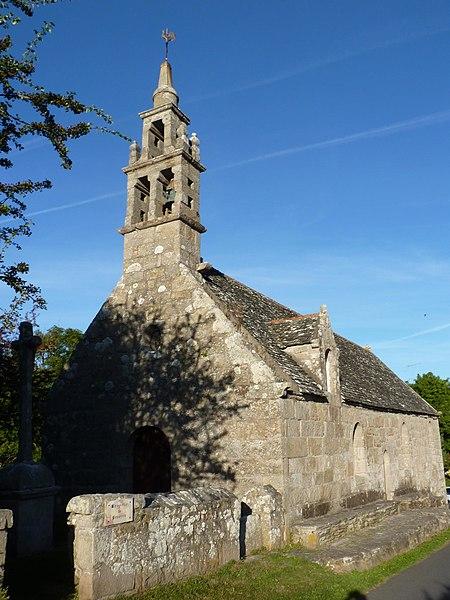 Photo du Monument Historique Chapelle Notre-Dame de Penvern situé à Trébeurden