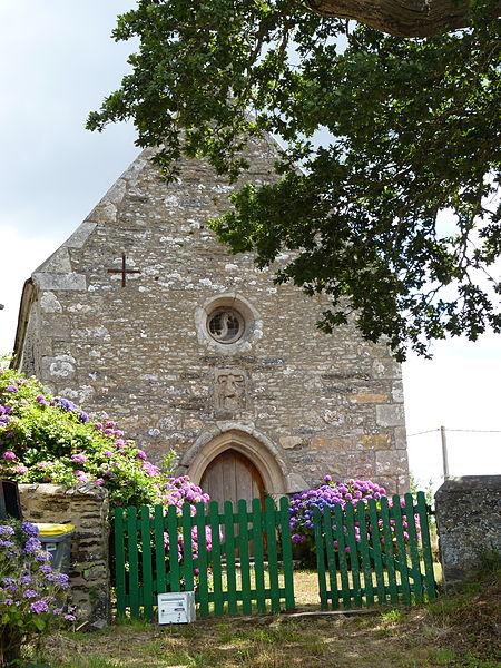 Photo du Monument Historique Chapelle Saint-Nicolas de Kerhir situé à Trédarzec