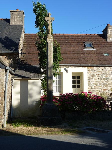 Photo du Monument Historique Croix de chemin situé à Trédrez-Locquémeau