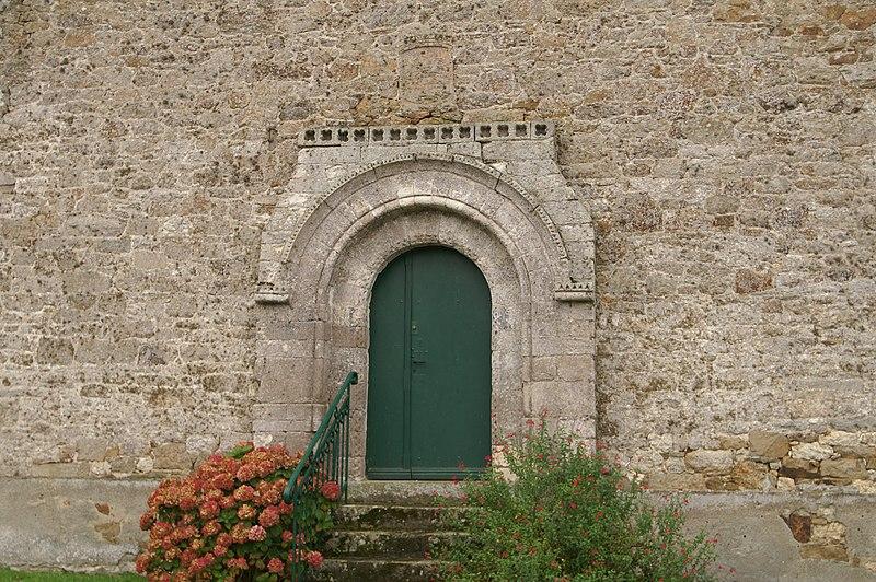 Photo du Monument Historique Ancienne église situé à Trégon