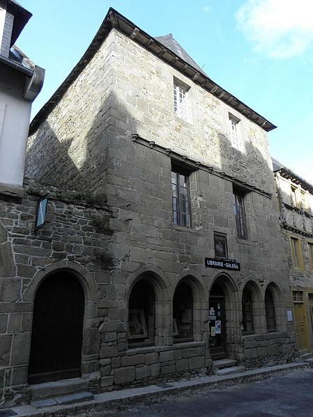 Photo du Monument Historique Maison du 16e siècle situé à Tréguier