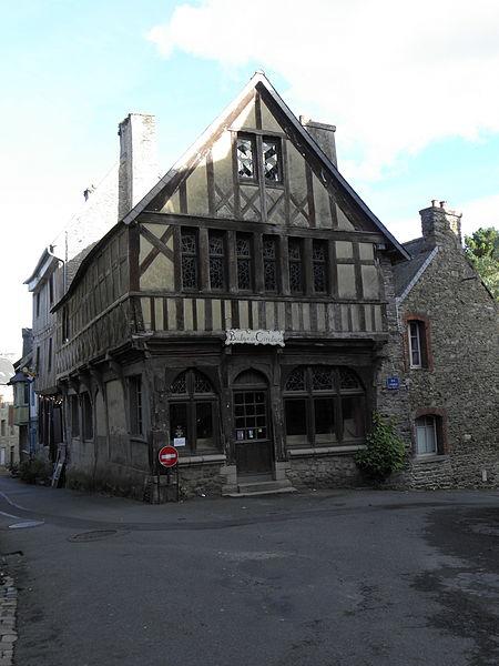 Photo du Monument Historique Maison situé à Tréguier