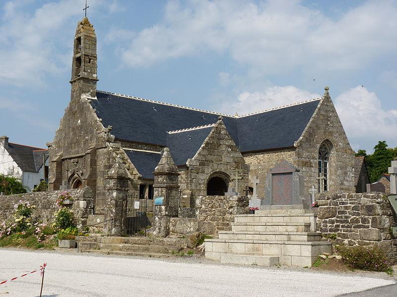Photo du Monument Historique Eglise Notre-Dame situé à Trémargat