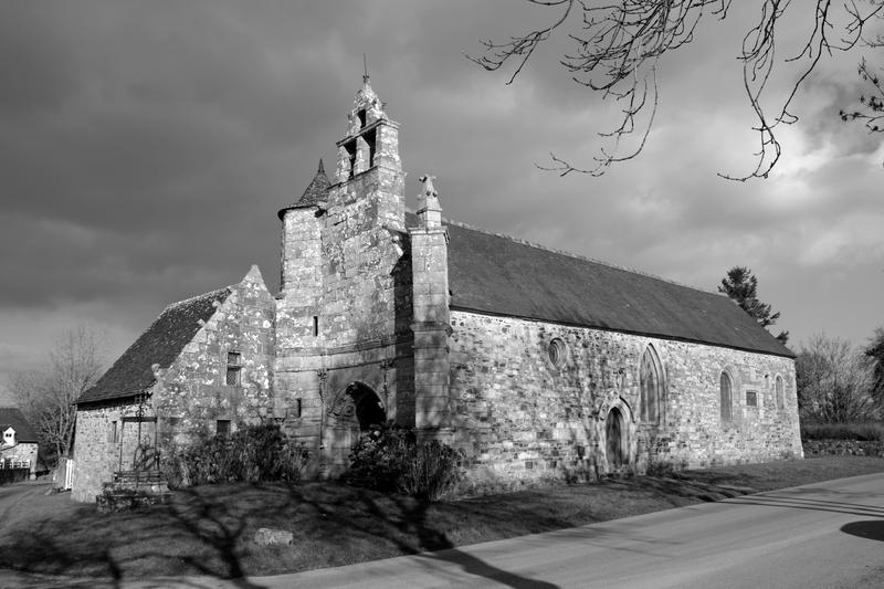 Photo du Monument Historique Chapelle Saint-Antoine situé à Tressignaux