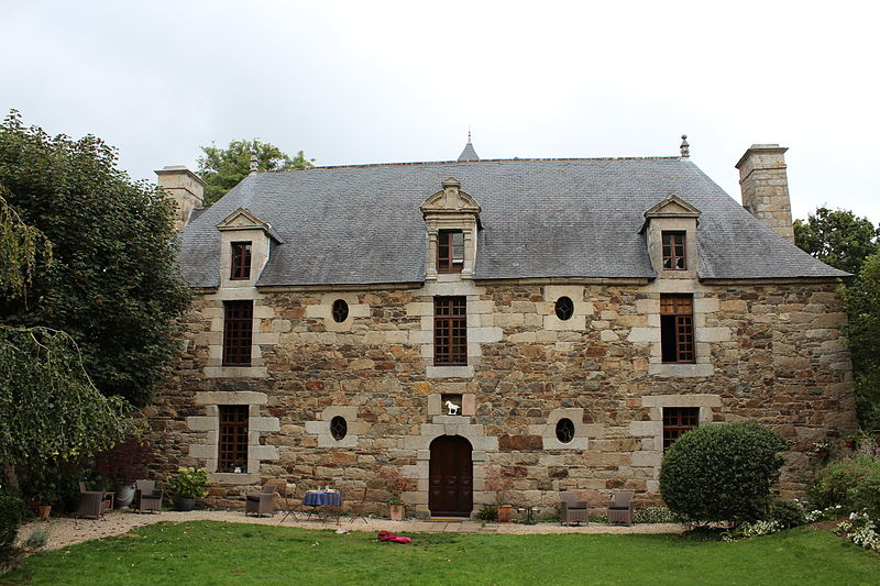 Photo du Monument Historique Manoir de Crec'h Guégan situé à Perros-Guirec