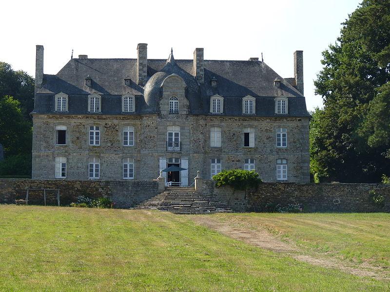 Photo du Monument Historique Châteaux de Limoëlan situé à Sévignac