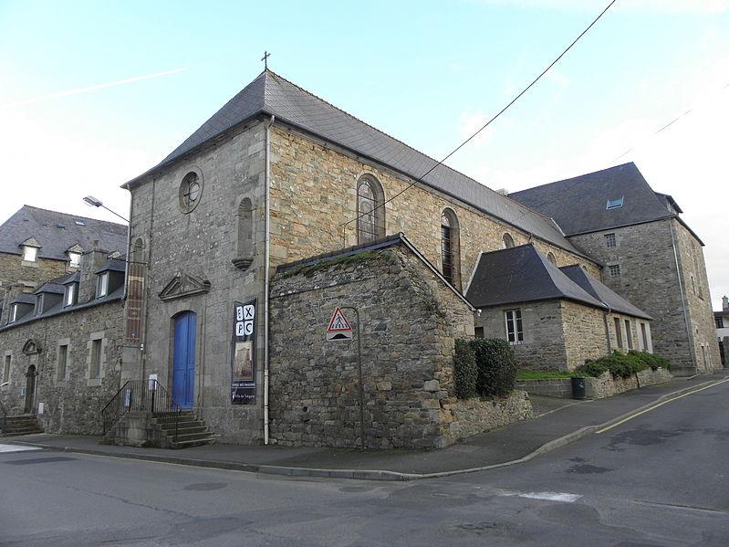 Photo du Monument Historique Chapelle des Paulines situé à Tréguier
