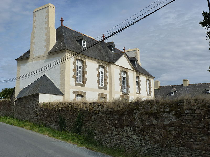 Photo du Monument Historique Château de la Fontaine-Saint-Père situé à Quessoy