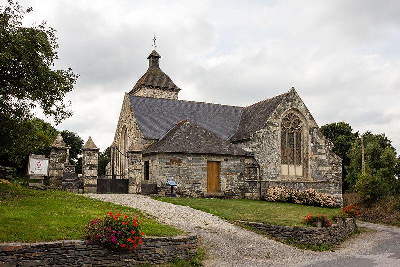Photo du Monument Historique Chapelle Notre-Dame de Rosquelfen situé à Laniscat