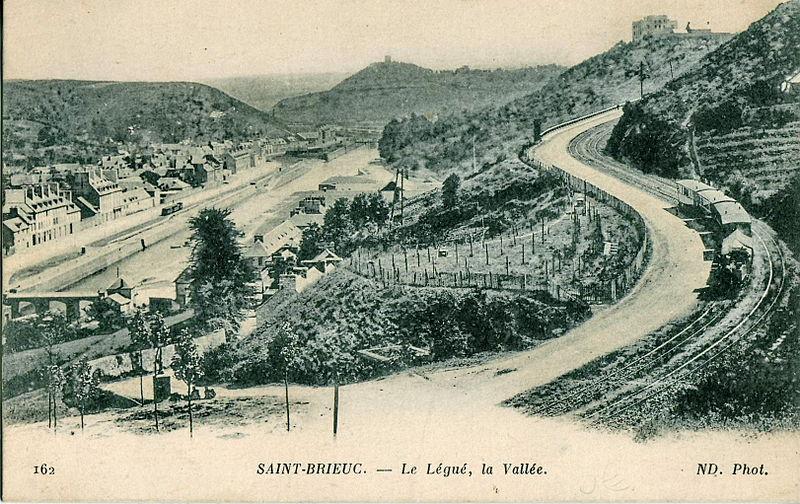 Photo du Monument Historique Boulevards Waldeck-Rousseau, La Chalotais, Sévigné et Harel de la Noë situé à Saint-Brieuc