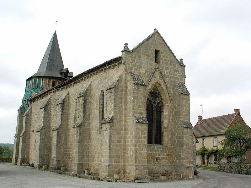 Photo du Monument Historique Eglise Saint-Barthélémy situé à Ars
