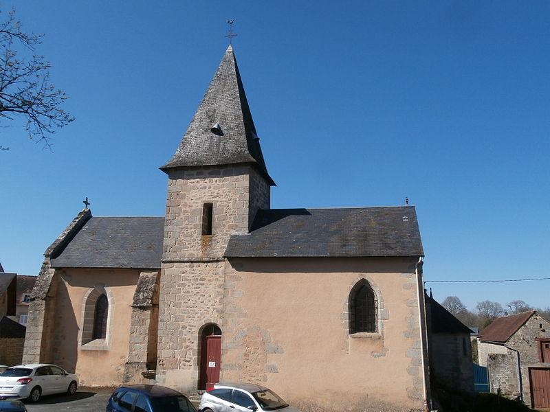 Photo du Monument Historique Eglise Notre-Dame de Lorette situé à La Chapelle-Baloue