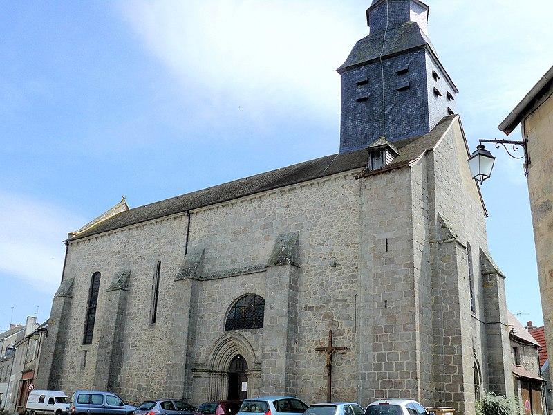 Photo du Monument Historique Eglise Saint-Barthélémy situé à Chénérailles