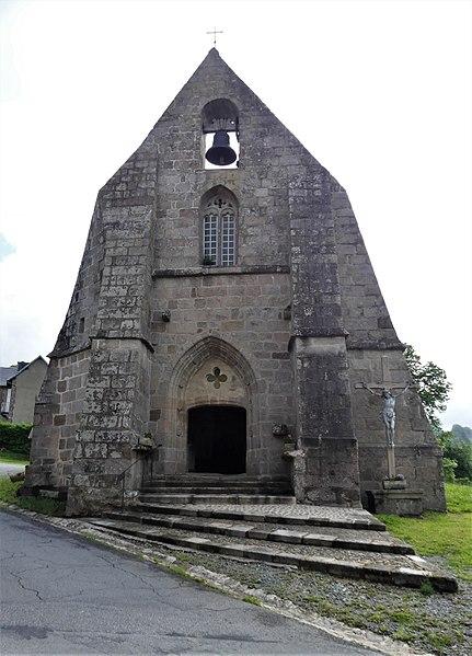 Photo du Monument Historique Eglise Saint-Roch et de l'Assomption de Notre-Dame situé à Clairavaux