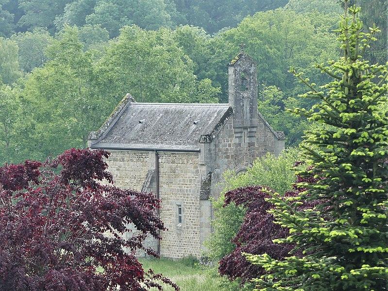 Photo du Monument Historique Chapelle du Mas-Laurent situé à Croze