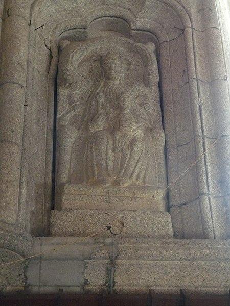 Photo du Monument Historique Eglise de l'Assomption-de-la-Très-Sainte-Vierge situé à Grand-Bourg (Le)