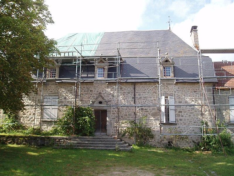 Photo du Monument Historique Château de Margeleix situé à Puy-Malsignat