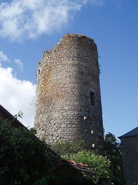 Photo du Monument Historique Tour situé à Puy-Malsignat