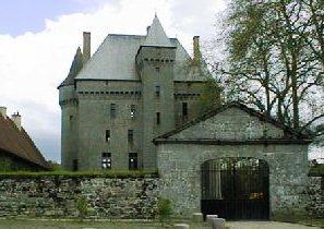 Photo du Monument Historique Château situé à Saint-Maixant