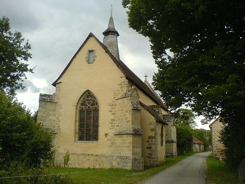 Photo du Monument Historique Chapelle Notre-Dame de la Borne situé à Saint-Michel-de-Veisse