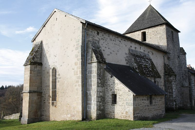 Photo du Monument Historique Eglise Saint-Pardoux situé à Saint-Pardoux-Morterolles