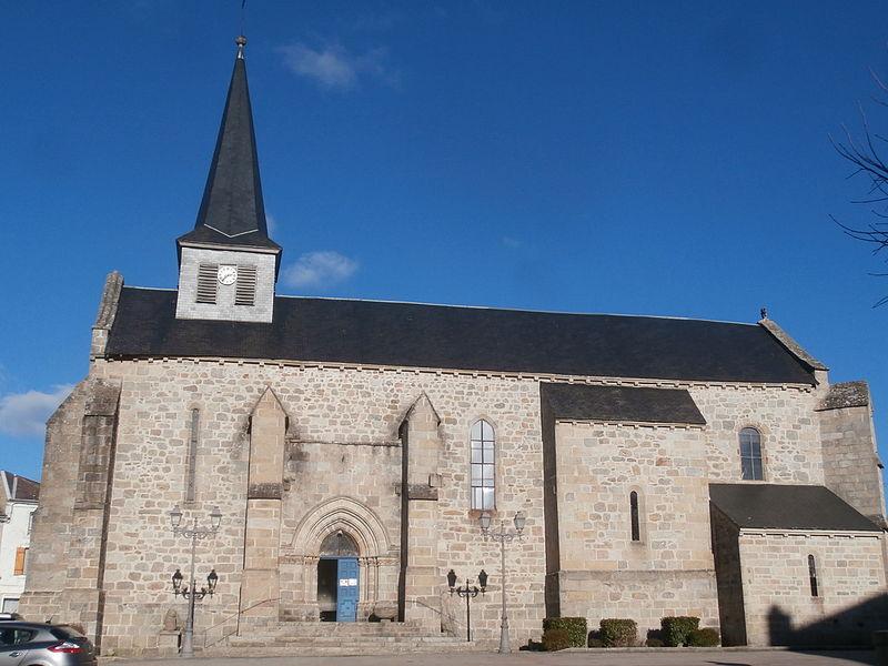 Photo du Monument Historique Eglise Saint-Martin situé à Vallière