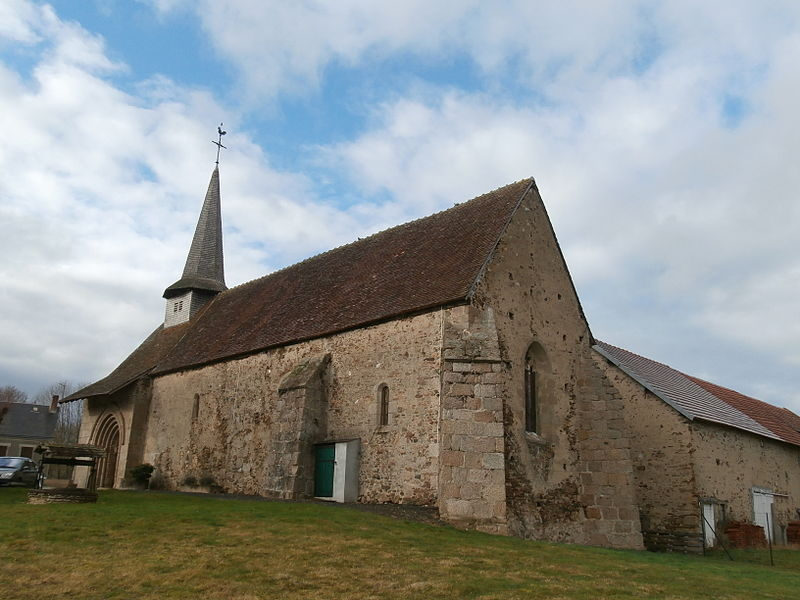 Photo du Monument Historique Eglise de la Conversion de Saint-Paul situé à Villard