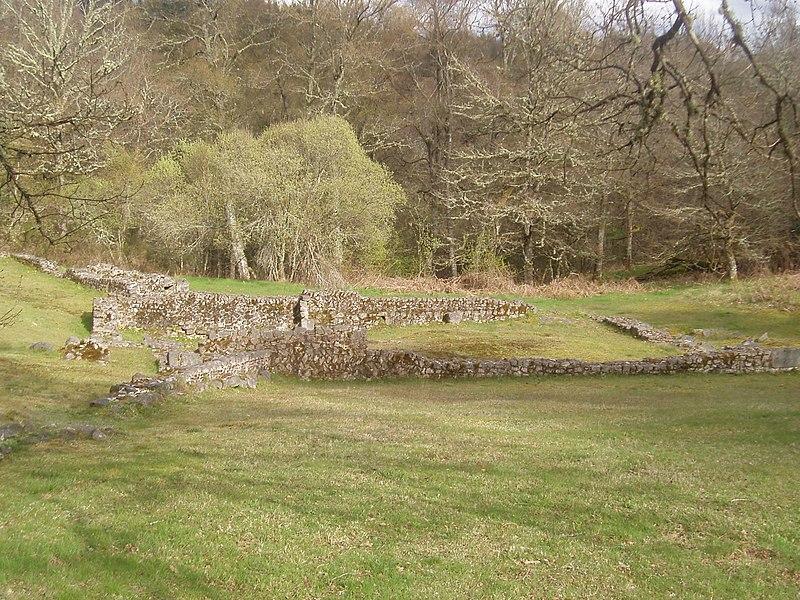 Photo du Monument Historique Vestiges de la villa gallo-romaine de Maisonnières situé à Gioux
