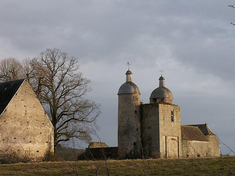 Photo du Monument Historique Domaine des Places situé à Crozant