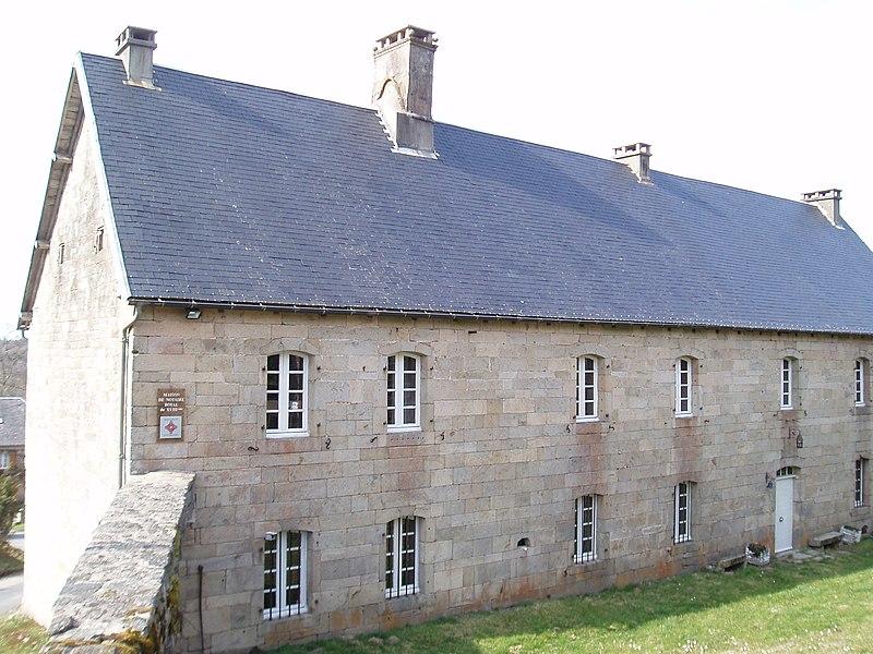 Photo du Monument Historique Maison de notaire royal, sise au village de Pallier situé à Gentioux-Pigerolles