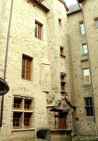 Photo du Monument Historique Maison situé à Felletin