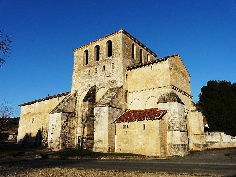 Photo du Monument Historique Eglise Saint-Martin situé à Agonac