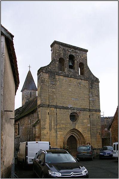 Photo du Monument Historique Eglise Saint-Cyr et Sainte-Julitte situé à Aubas