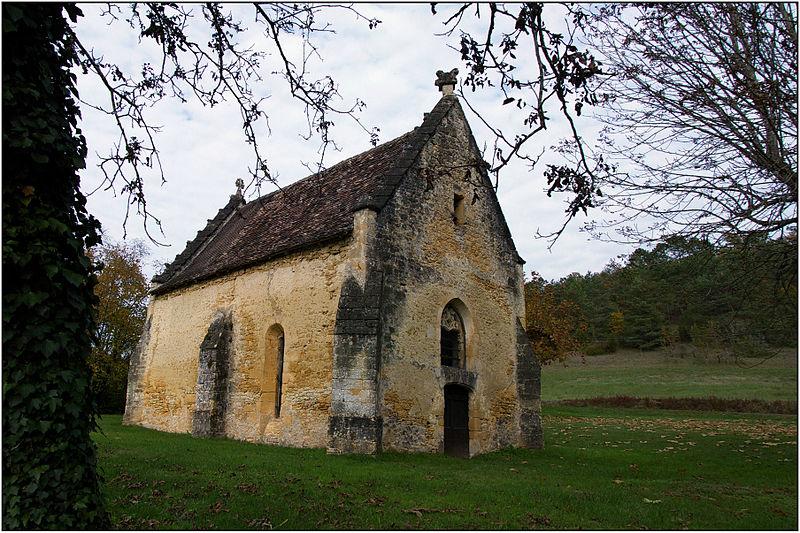 Photo du Monument Historique Chapelle Saint-Rémy d'Auriac situé à Auriac-du-Périgord