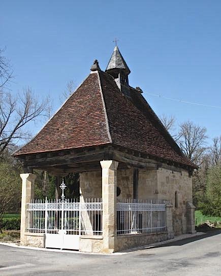 Photo du Monument Historique Chapelle de Notre-Dame-de-Bonne-Espérance situé à Azerat