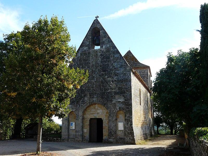 Photo du Monument Historique Eglise Saint-Etienne situé à Baneuil