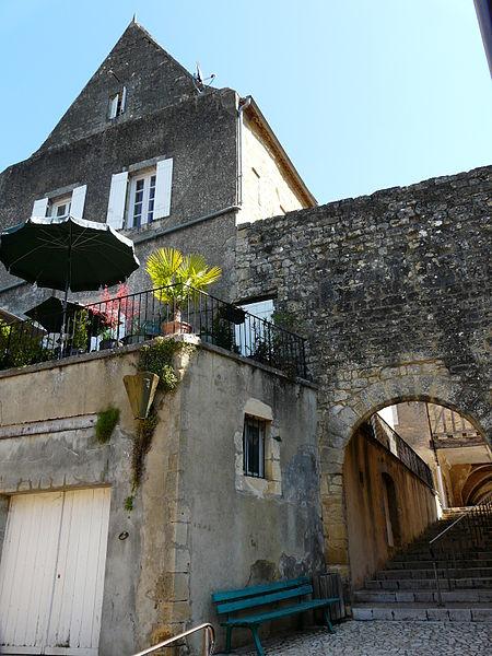 Photo du Monument Historique Maison situé à Beaumont