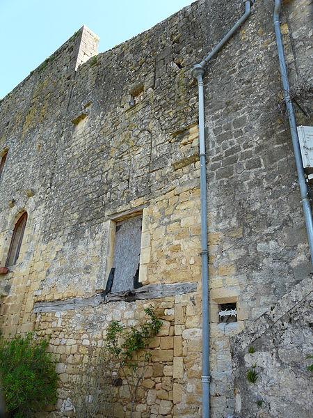 Photo du Monument Historique Maisons situé à Beaumont